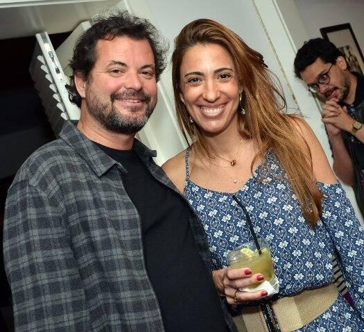 Miguel Pinto Guimarães e Paula Marinho