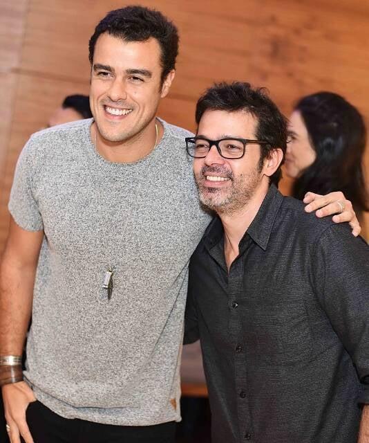 Joaquim Lopes e Bruno Mazzeo
