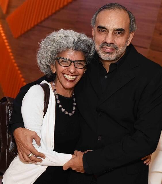 Mara Cecília e Augusto Casé
