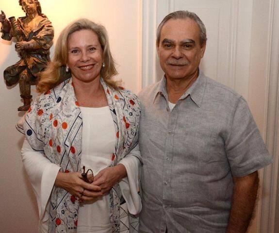 Beatriz e Max Perlingero