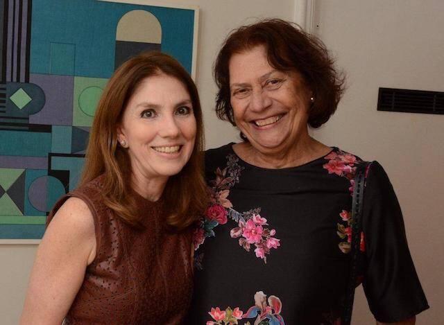Viviane Falcão e Ana Maria Machado