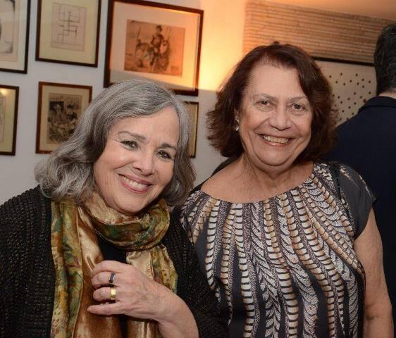Rosiska Darcy de Oliveira e Ana Maria Machado