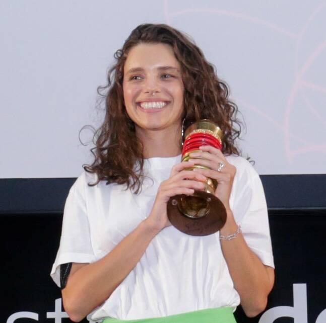Bruna Linzmeyer é eleita personalidade do ano na 21ª edição do Festival do Rio /Foto: Rogerio Resende
