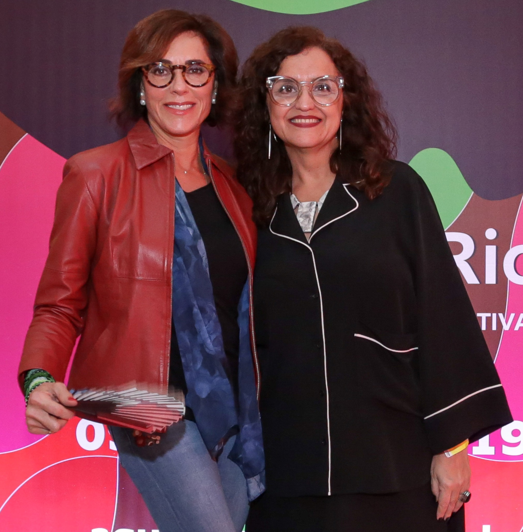 Christiane Torloni e Ilda Santiago /Foto: Davi Campana