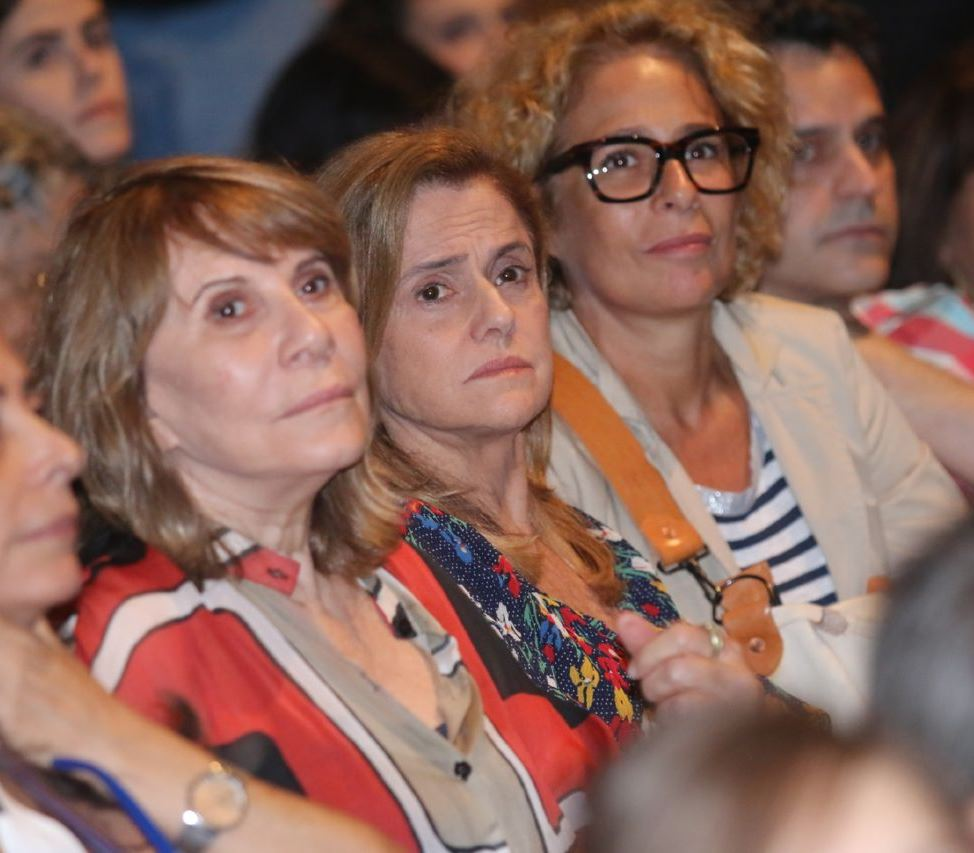 Renata Sorrah, Marieta Severo e Andréa Beltrão