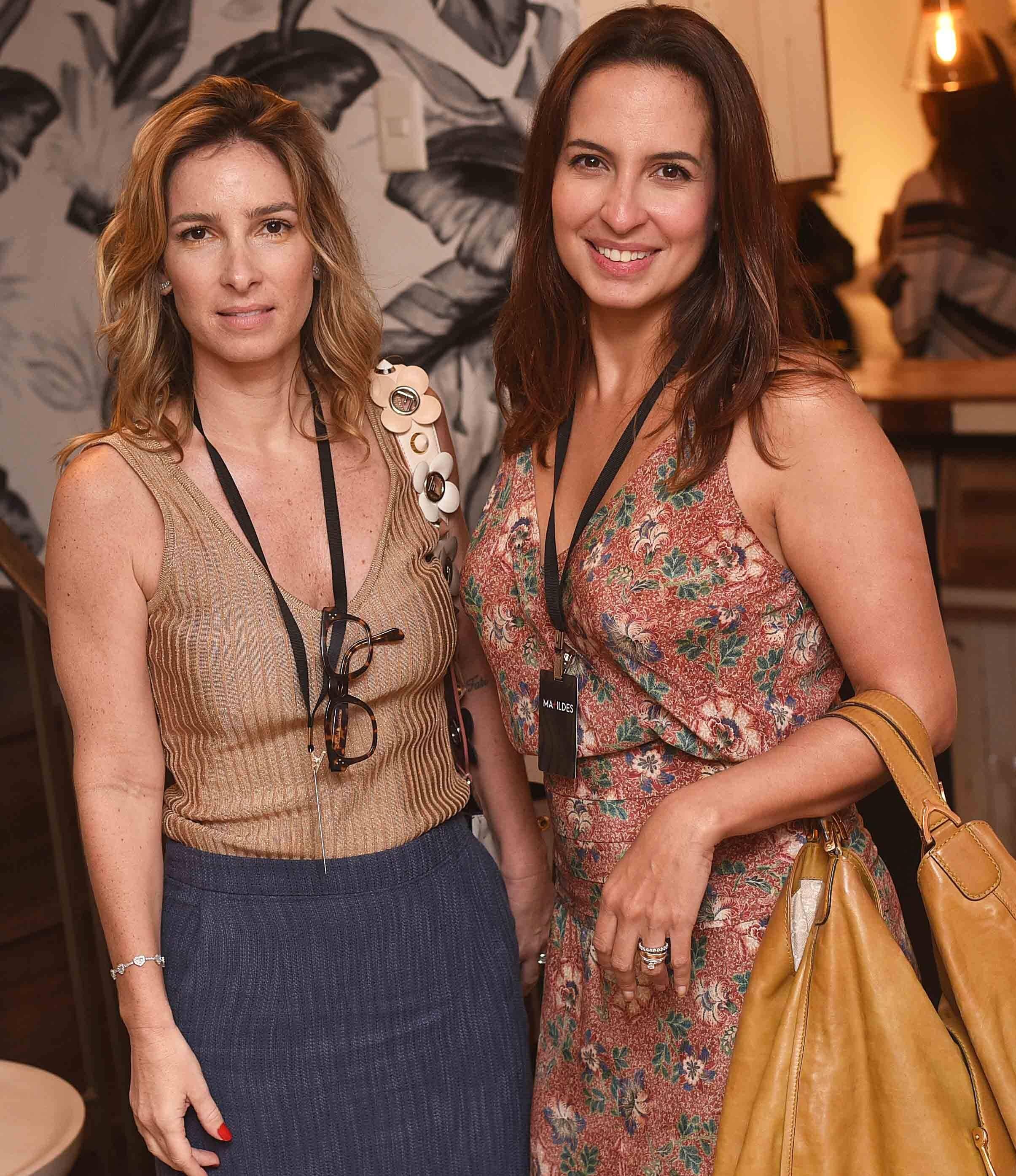 Debora Paiva e Ana Rita Lopes  /Foto: Ari Kaye