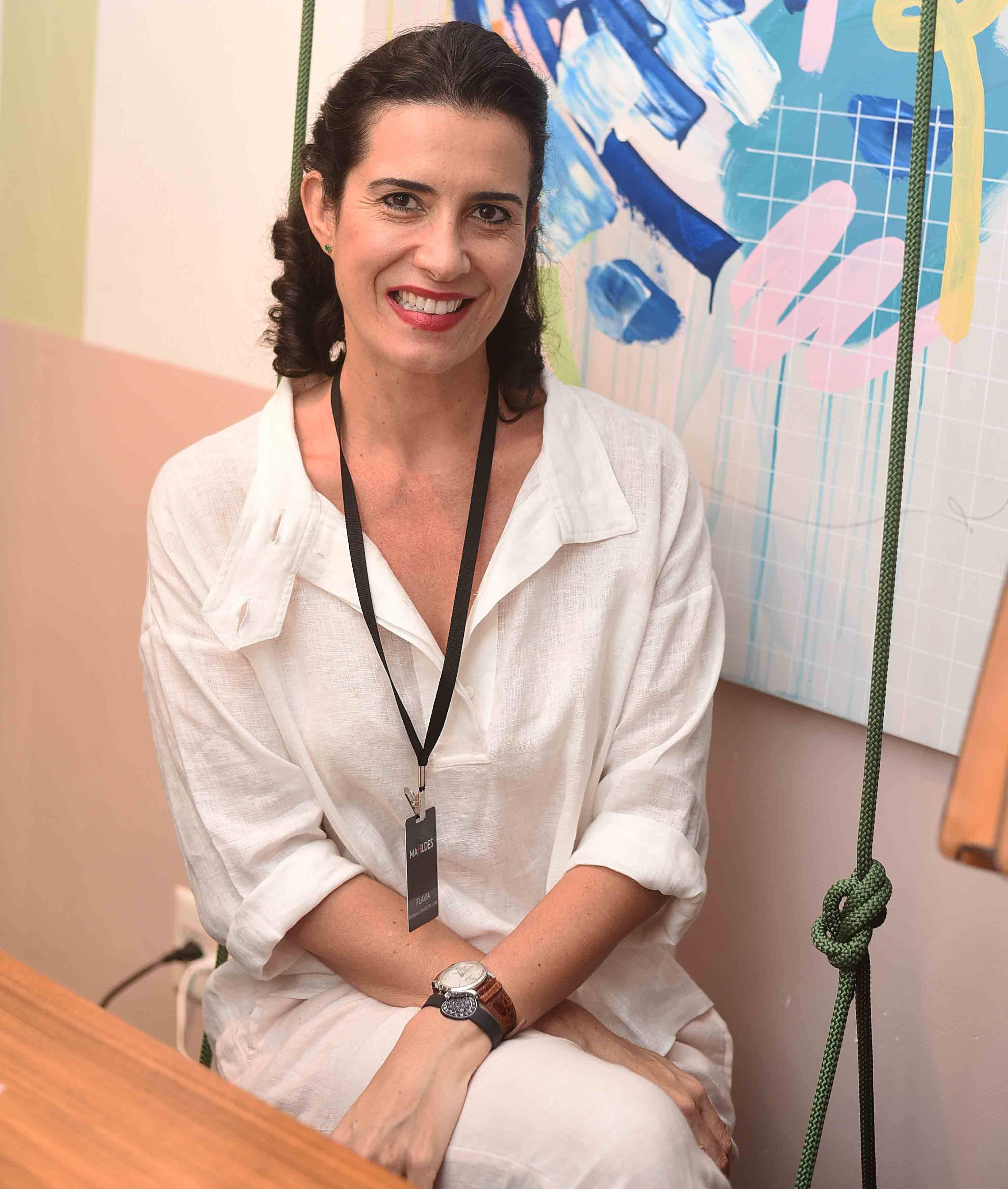 Flavia Barbosa Lima  /Foto: Ari Kaye
