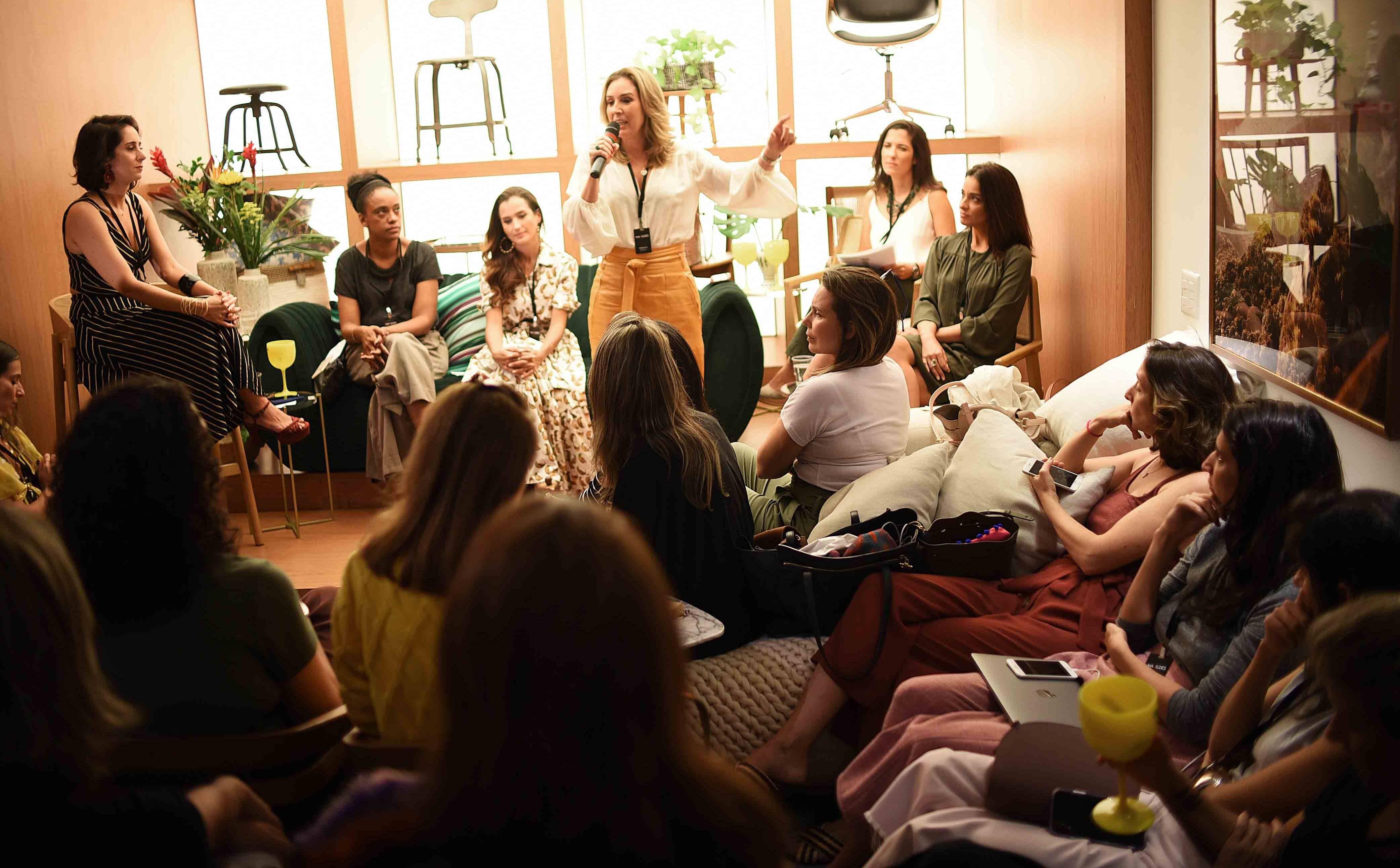 As Matildes reunidas  /Foto: Ari Kaye