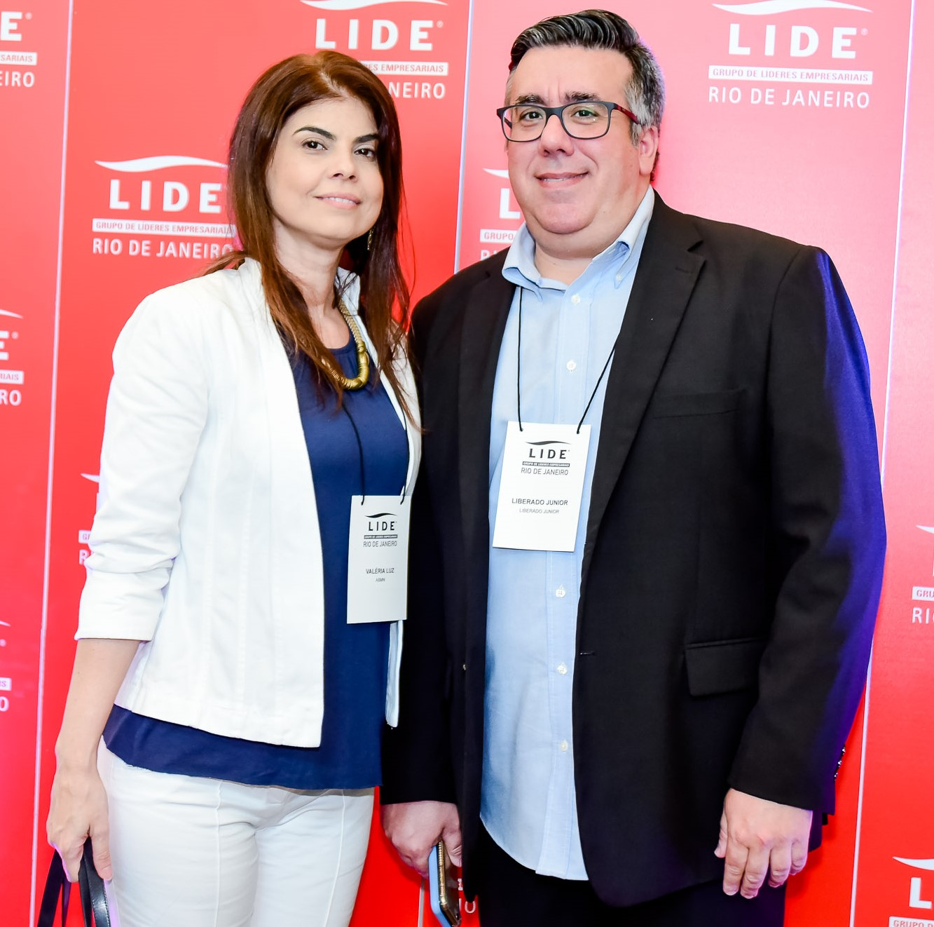 Valeria Luz e Liberardo Junior /Foto: Renato Wrobel