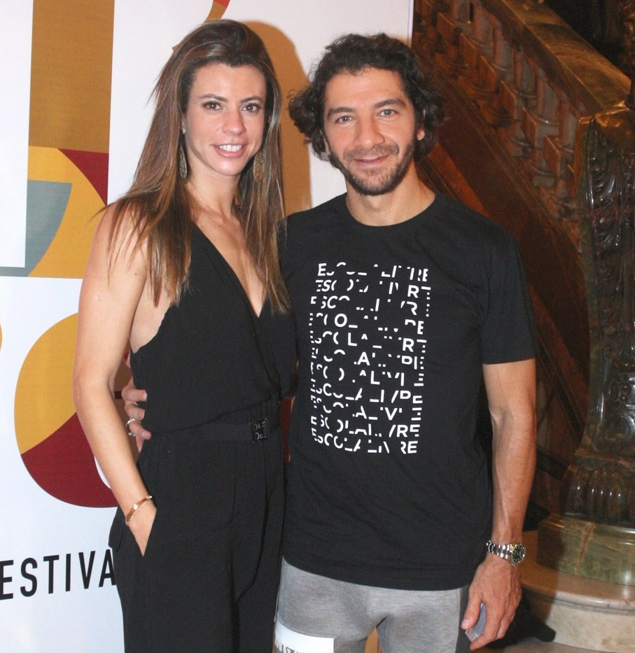 Tatiana Zukeman e Fabio Szwarcwald /Foto: Vera Donato