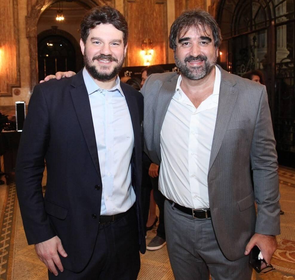Alberto Camargo e Gerônimo Vargas /Foto: Vera Donato