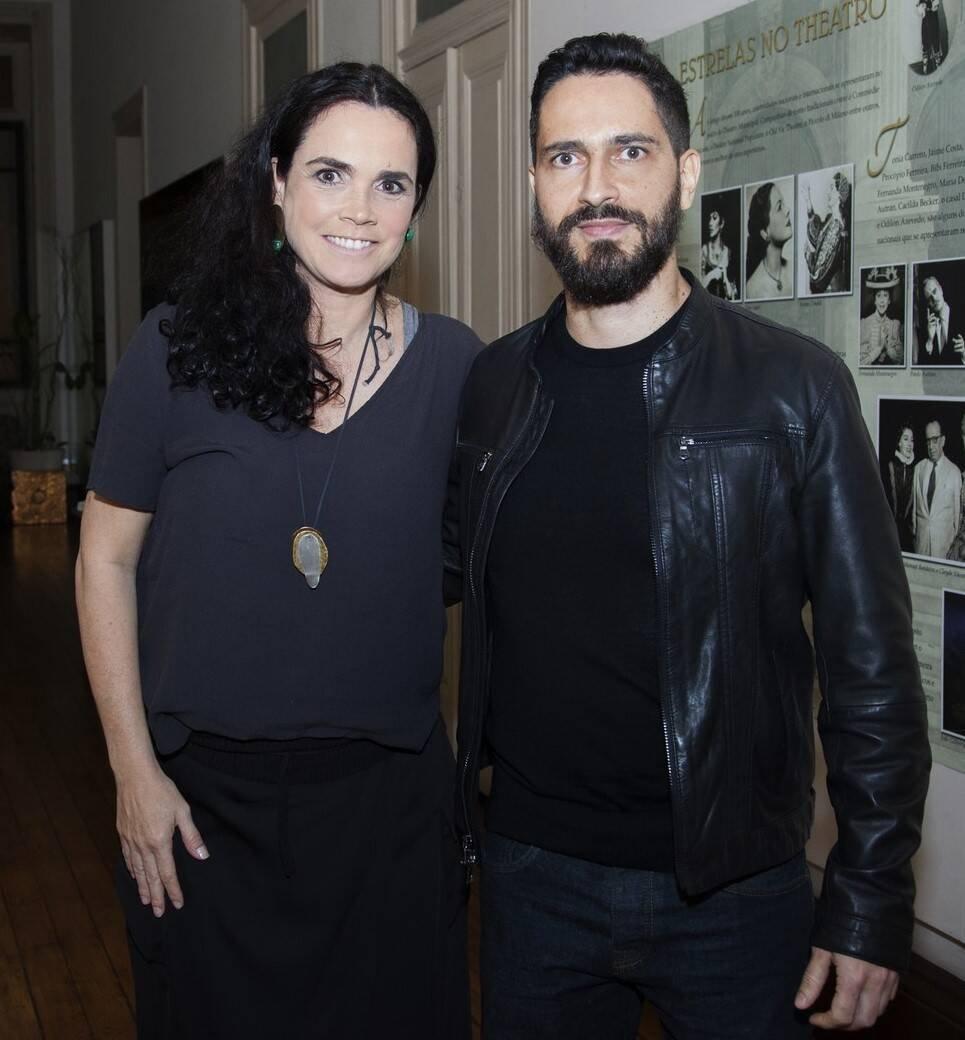 Adriana Carranca e Ronaldo Lemos /Foto: Vera Donato