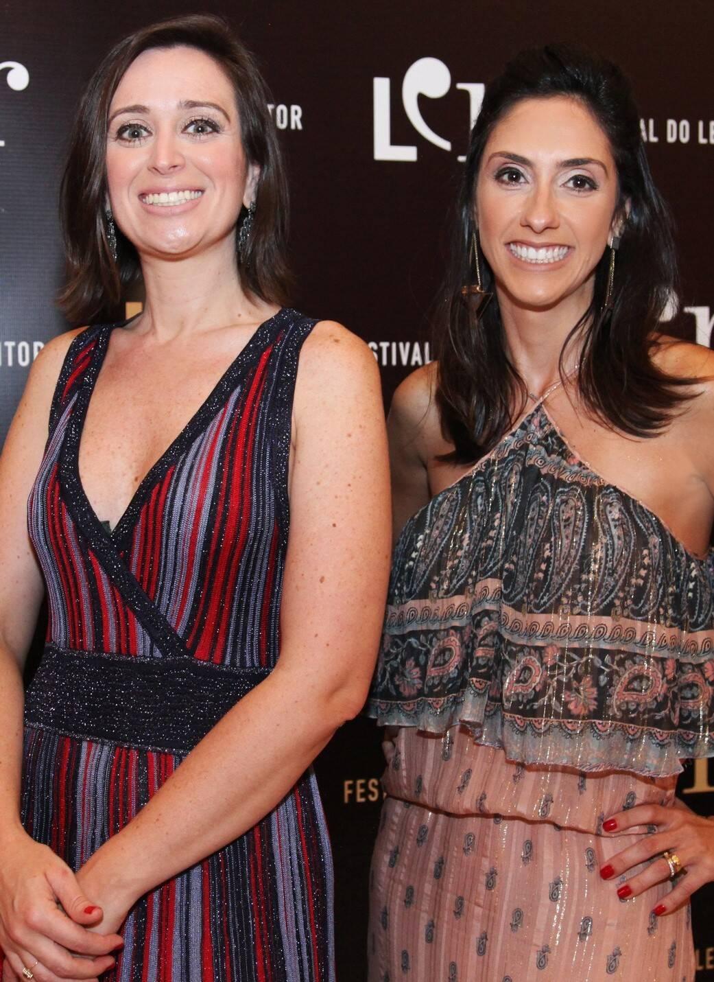 Bruna Reis e Luciana Potsch /Foto: Vera Donato