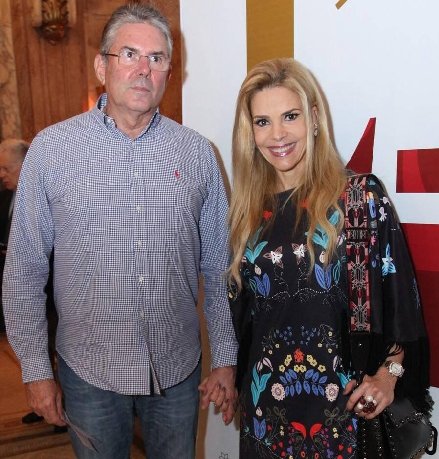 Antônio Abreu e  Manoela Ferrari /Foto: Vera Donato