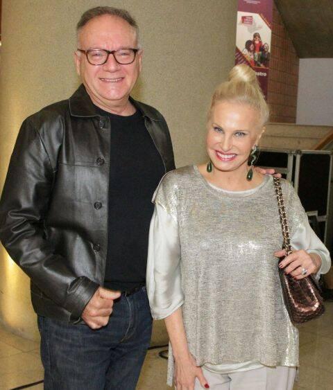 Roberto Dimberio e Brunete Fraccaroli