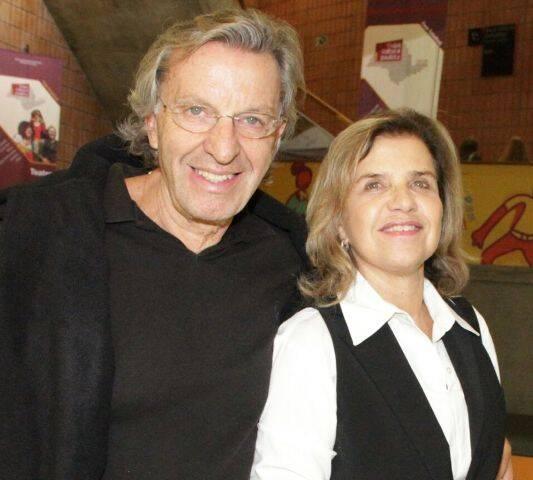 Sérgio e Raquel Ajzenberg