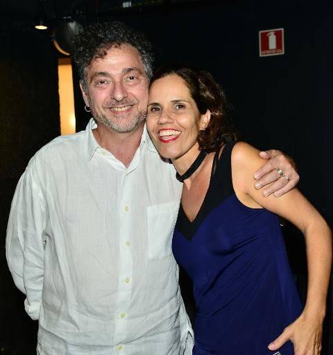 Ricardo Kosovski e Joana Motta