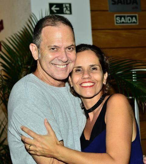 Aloísio de Abreu e Joana Motta