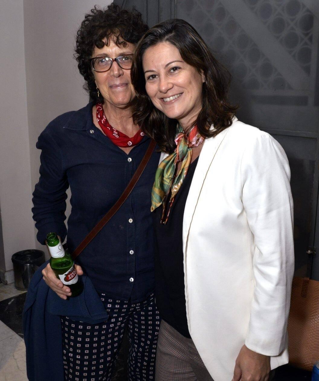 Malu de Martino e Mariana Rodrigues /Foto: Cristina Granato