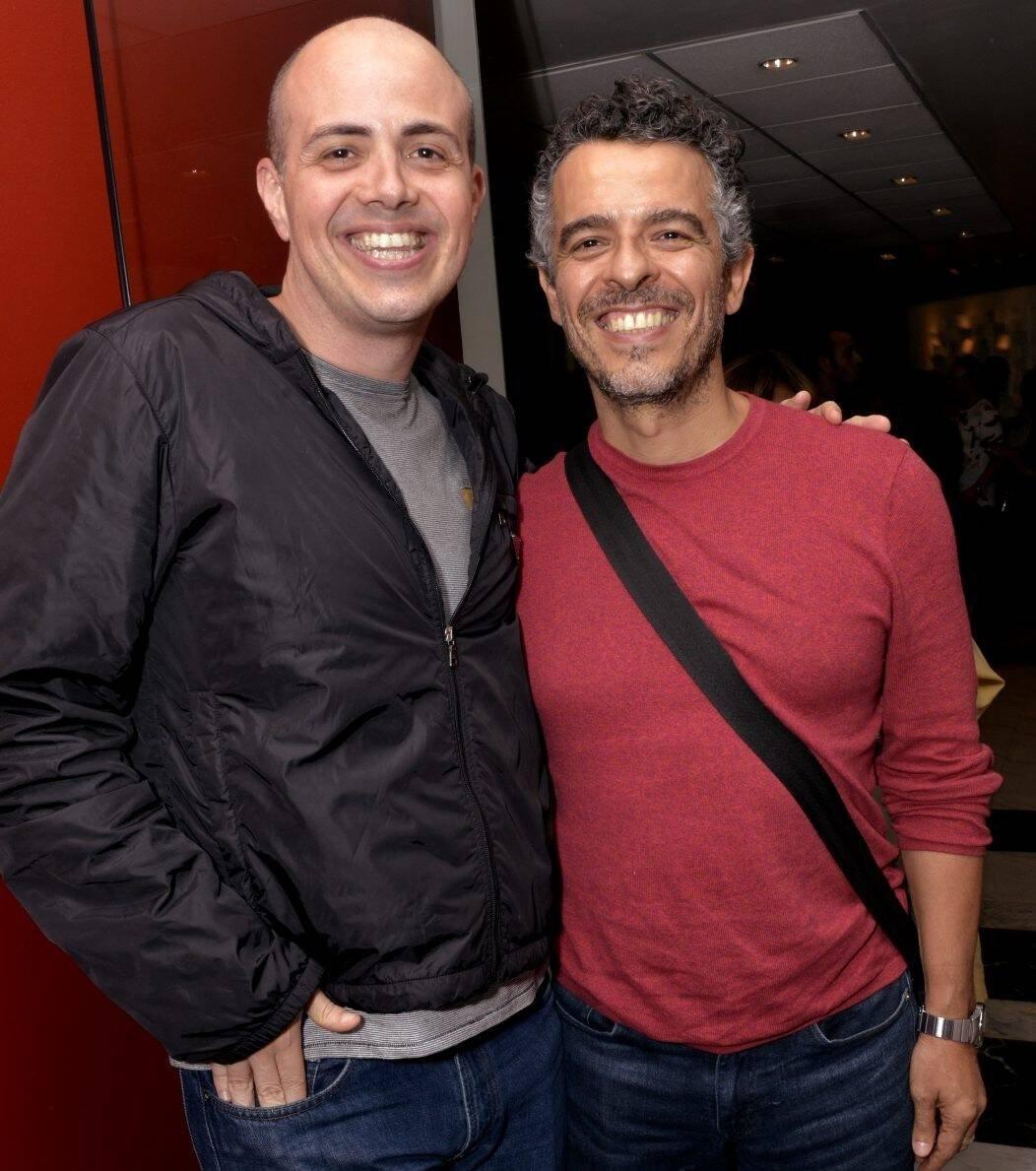 Gustavo Pinheiro e Gustavo Gasparian /Foto: Cristina Granato