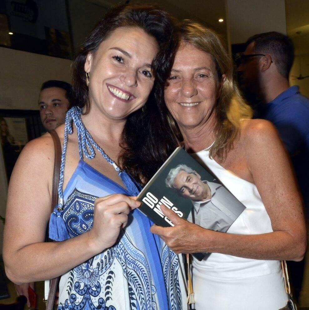 Renata Pascoal e Priscilla Rozembaum