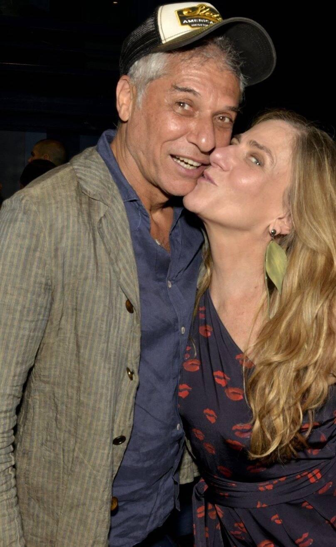O casal José Bechara e Dedina Bernardelli