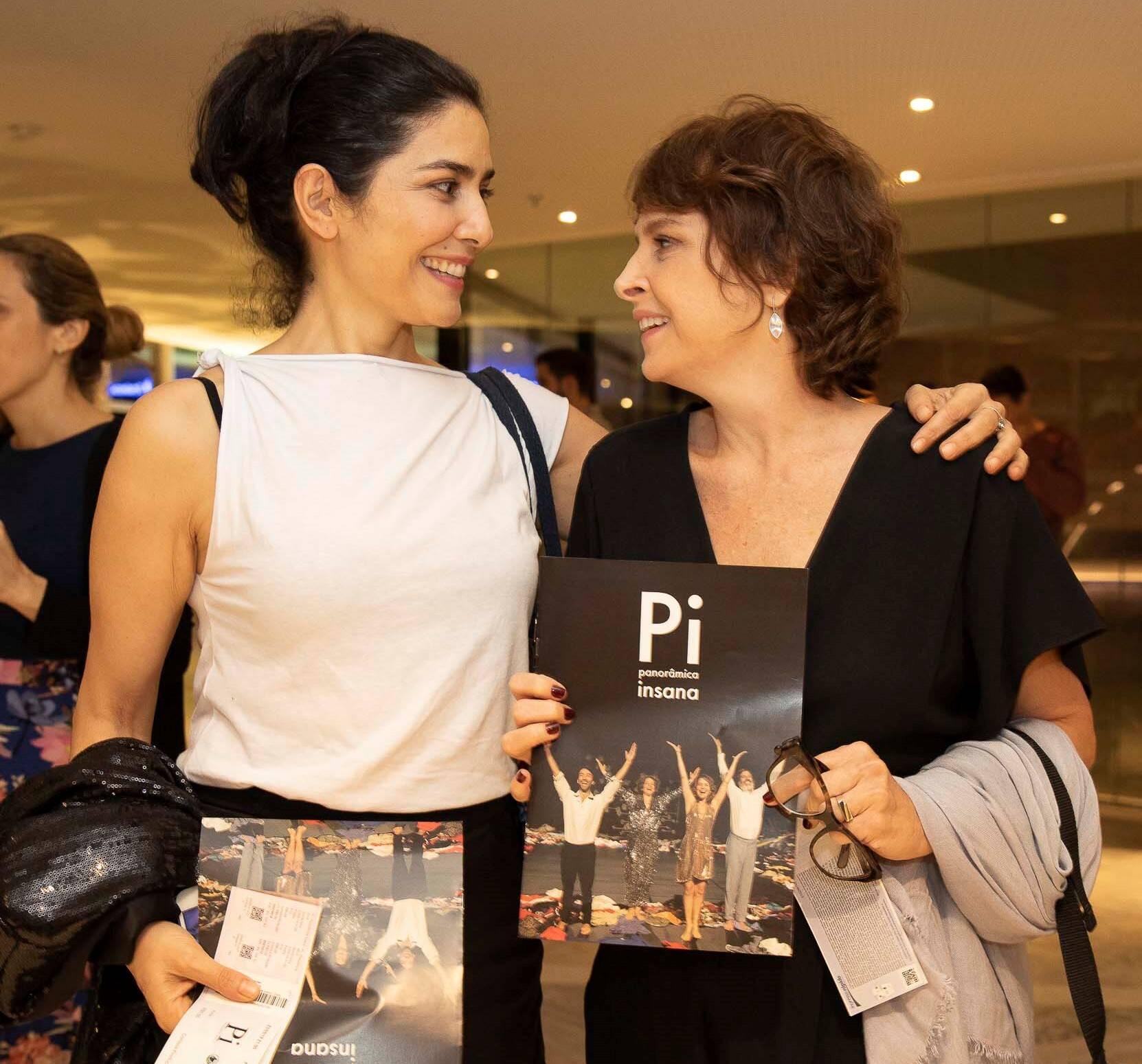 Leticia Sabetella e Drica Moraes  /Foto: Felipe Panfili