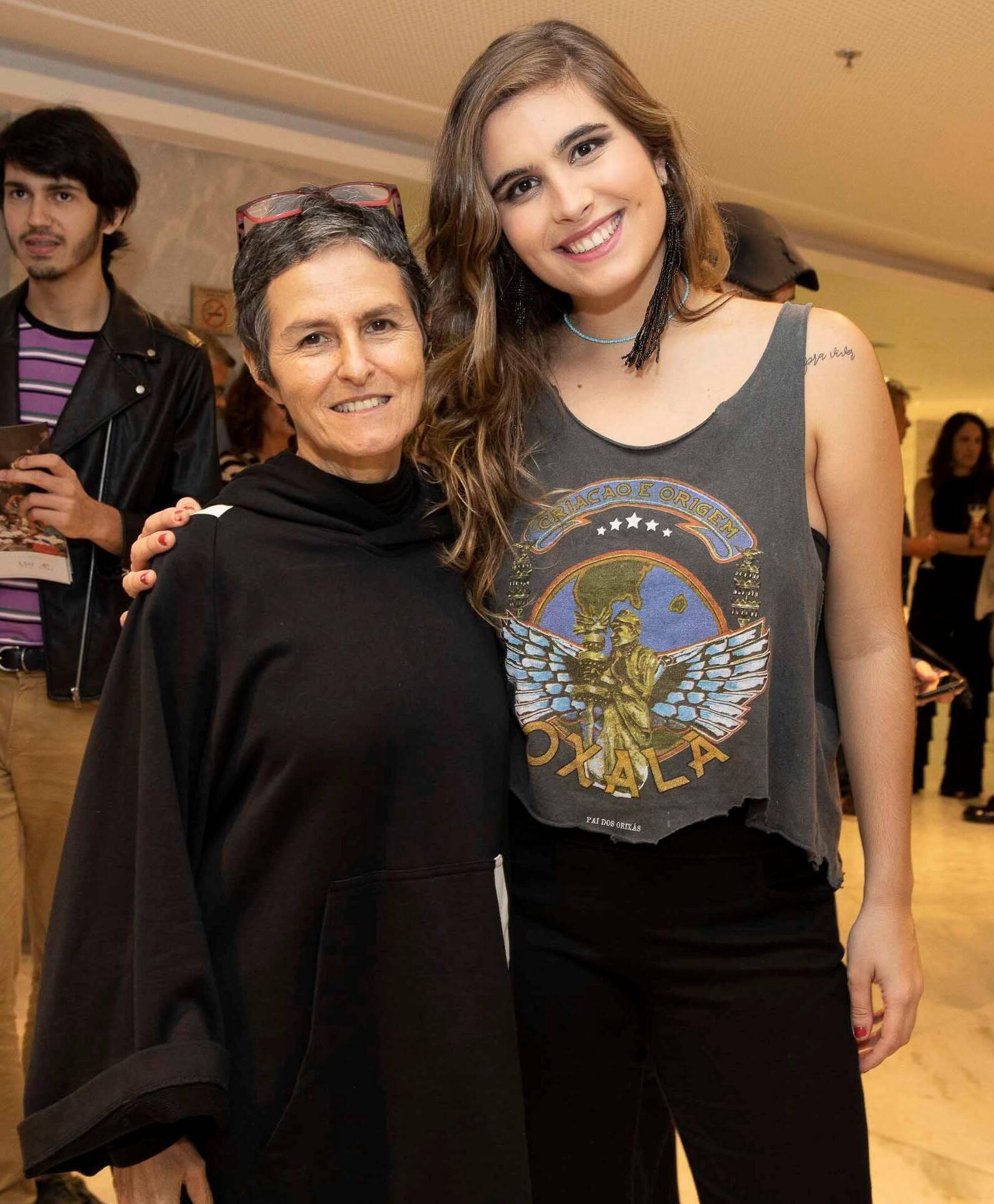 Bia Lessa e Maria Maud  /Foto: Felipe Panfili