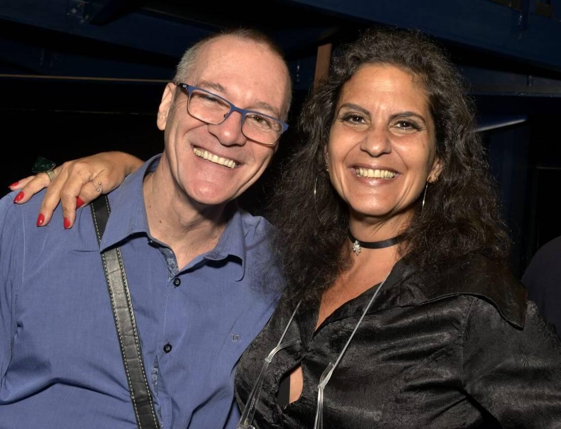 João Pontes e Stella Stephany  /Foto: Cristina Granato