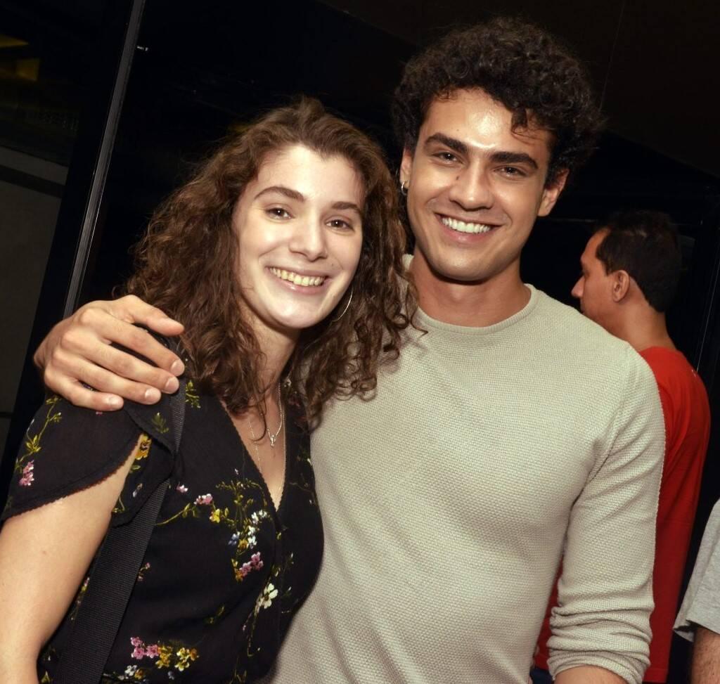 Giulia Figueiredo e Pedro Alves /Foto: Cristina Granato