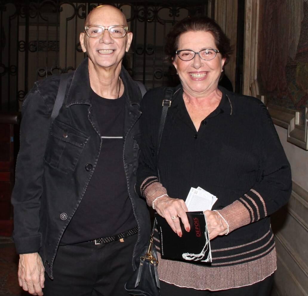 Renato Vieira e Carlota Portella /Foto: Leandro Menezes