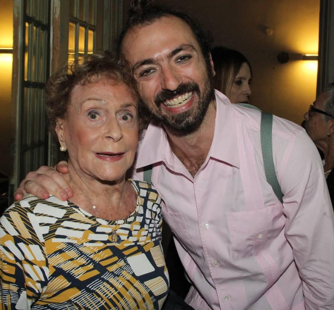 Tatiana Leskova e Joaquim Tomé /Foto: Leandro Menezes