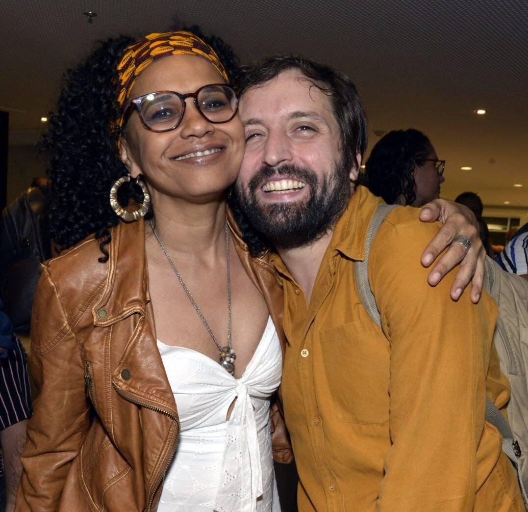 Teresa Cristina e Gregório Duvivier /Foto: Cristina Granato