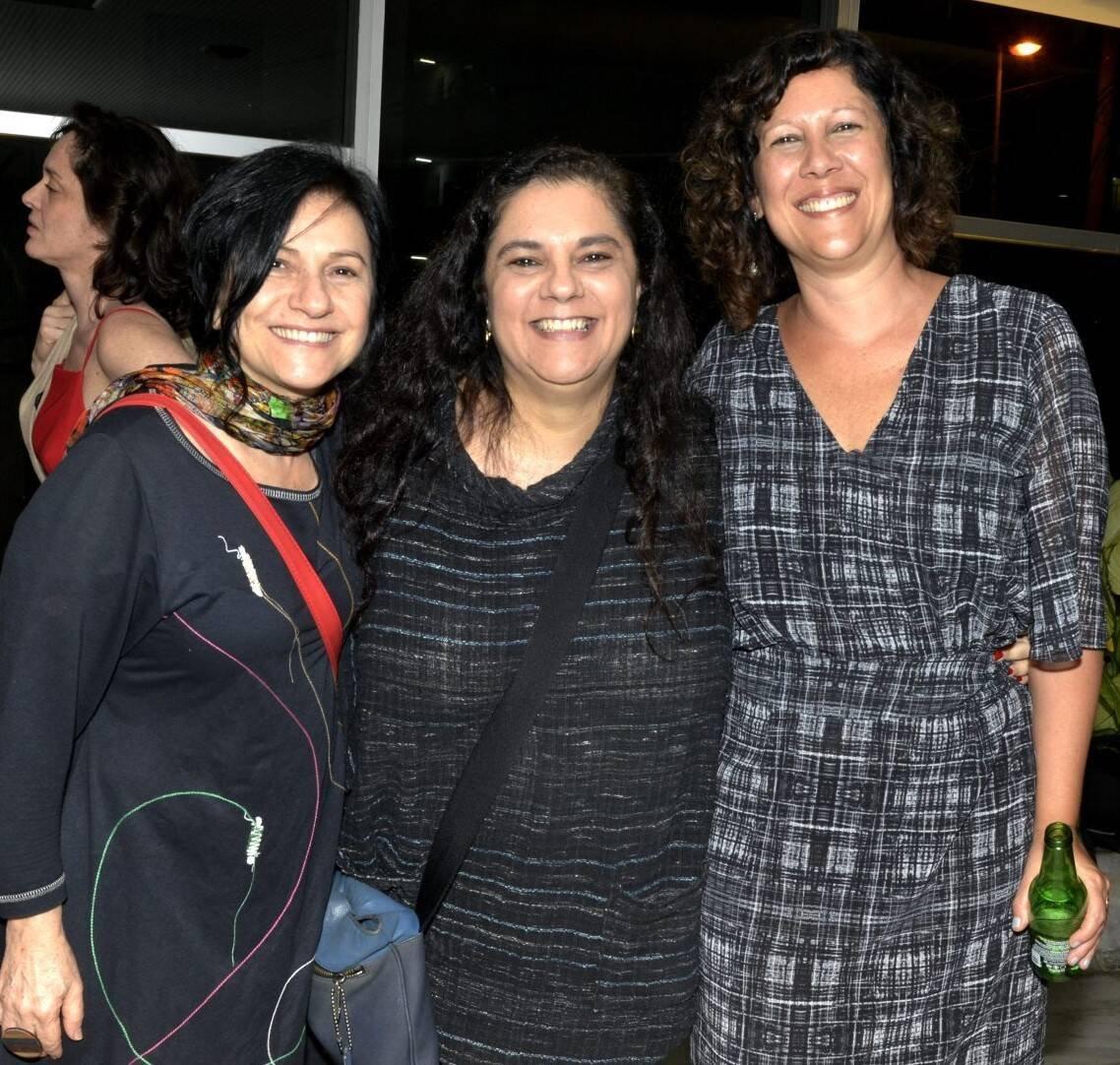 Maria Siman, Bianca De Felippes e Andréa Alves /Foto: Cristina Granato