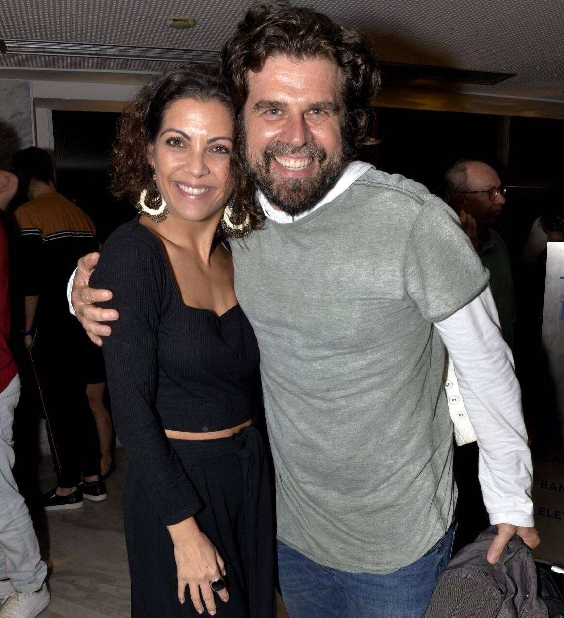 Thalita Rebouças e Linox /Foto: Cristina Granato