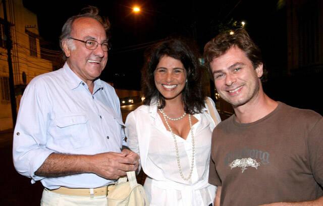 Luiz Carlos de Moraes, Valéria Alencar e João Vitti