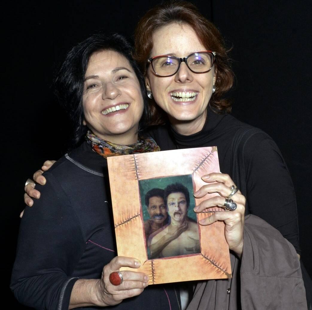 Maria Siman e Bianca Ramoneda /Foto: Cristina Granato