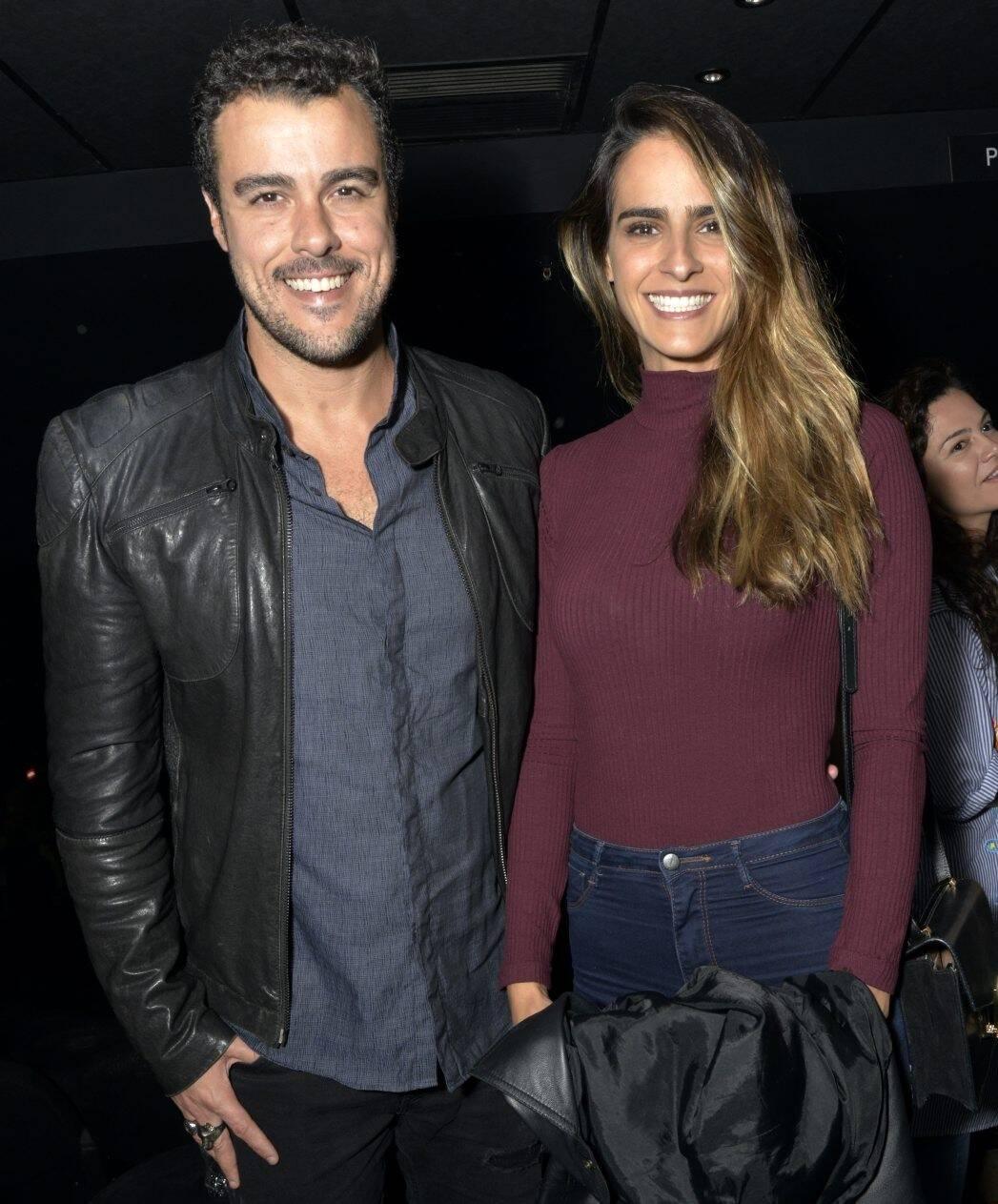 Joaquim Lopes  e Marcella Fogaça /Foto: Cristina Granato