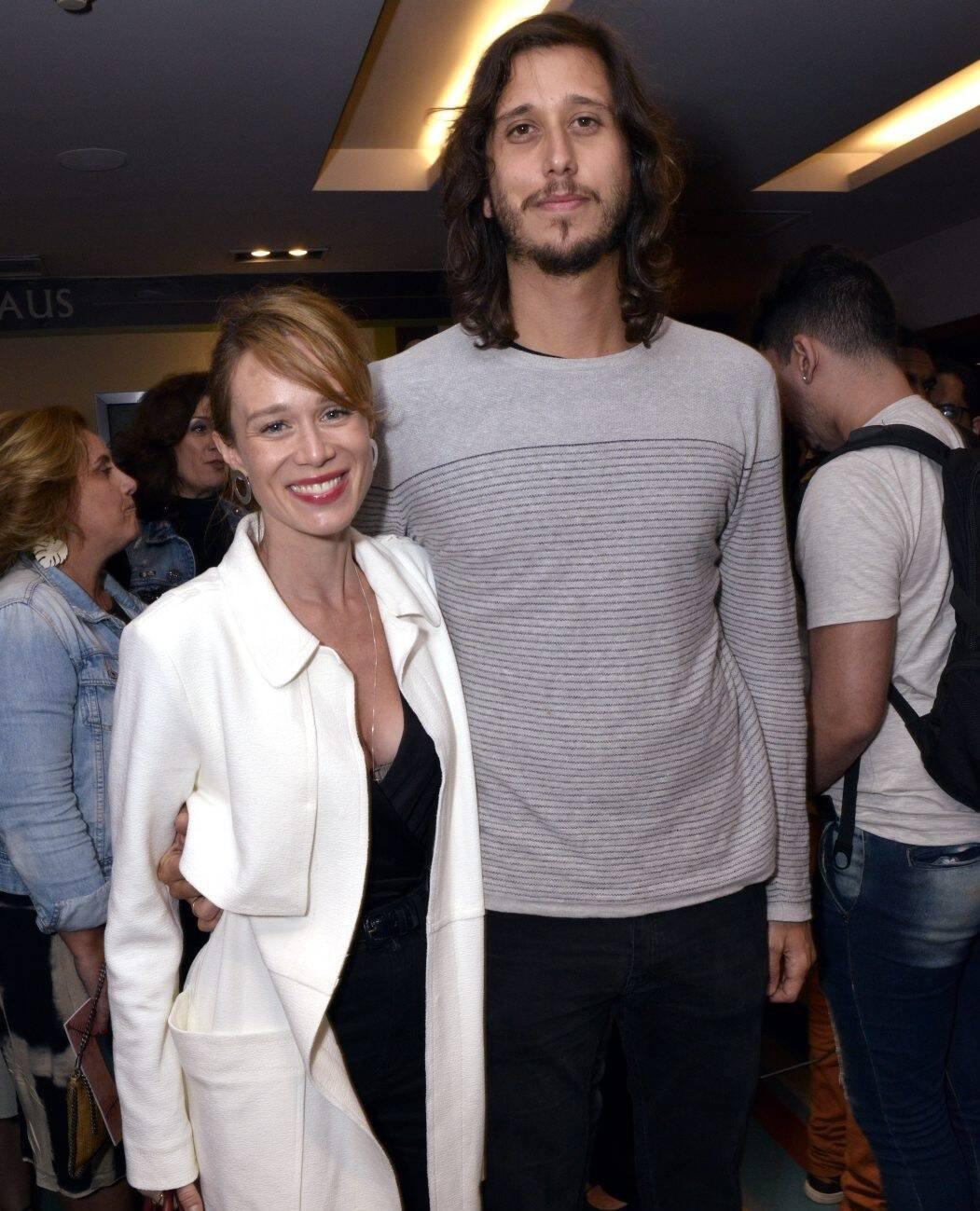 Mariana Ximenes e Felipe Fernandes /Foto: Cristina Granato