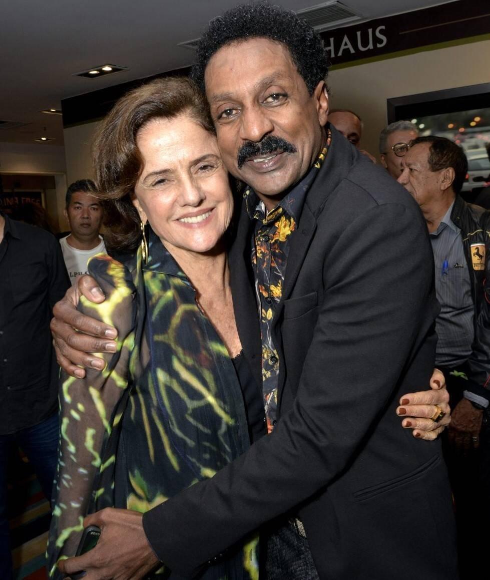 Marieta Severo e Luis Miranda /Foto: Cristina Granato