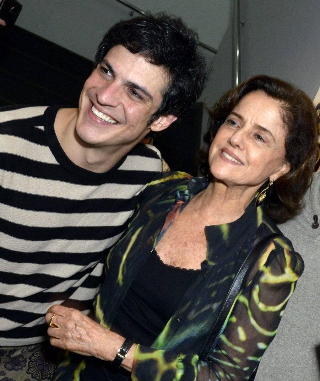Mateus Solano e Marieta Severo /Foto: Cristina Granato