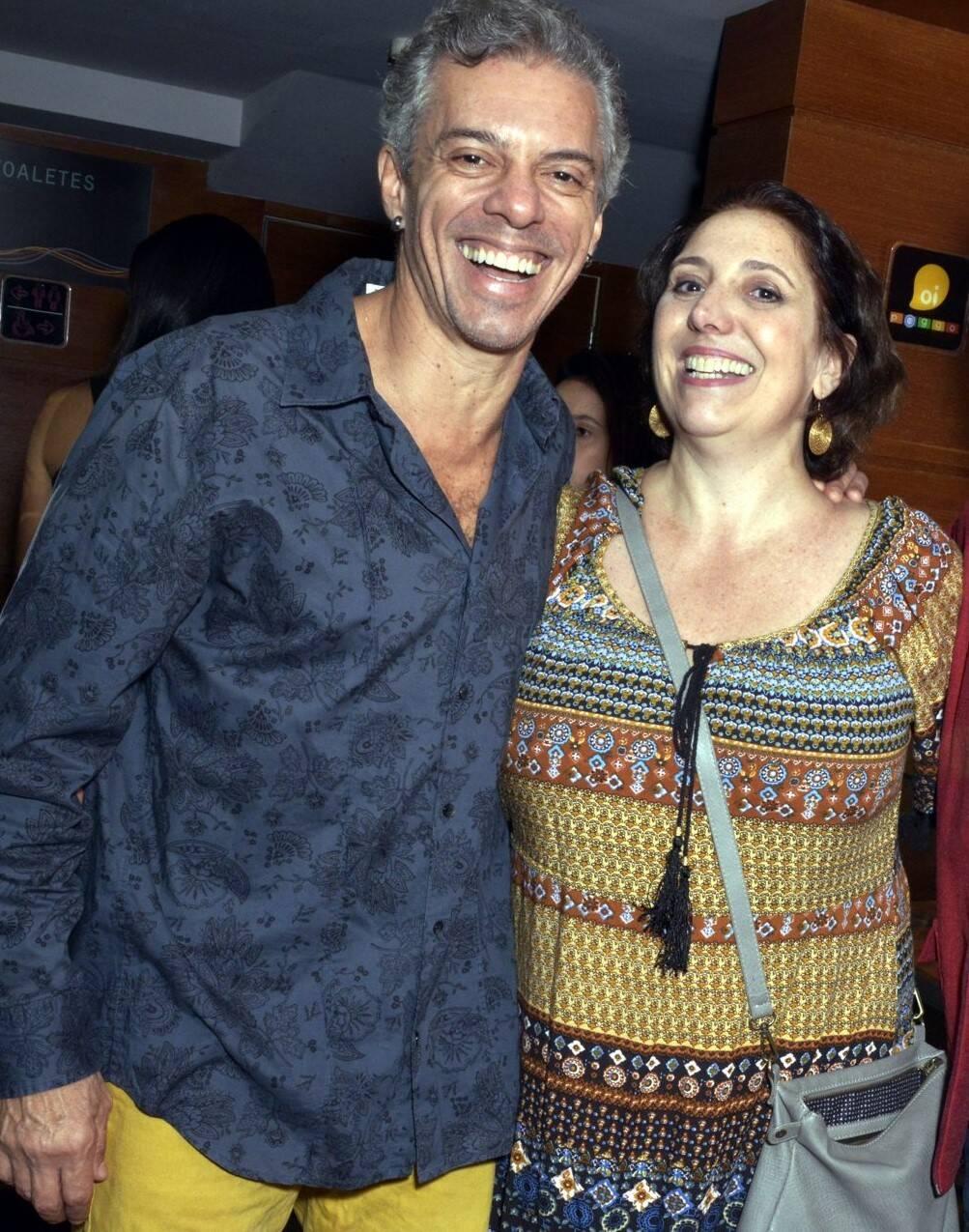 Osvaldo Mil e Alice Borges /Foto: Cristina Granato