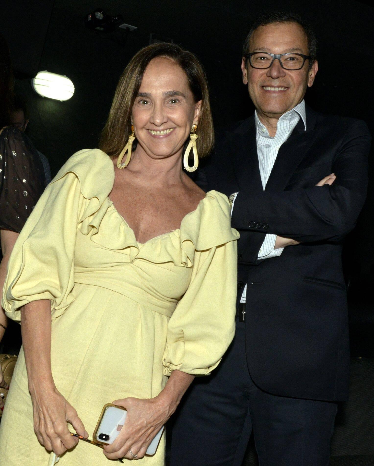 Bebel e Paulo Niemeyer /Foto: Cristina Granato