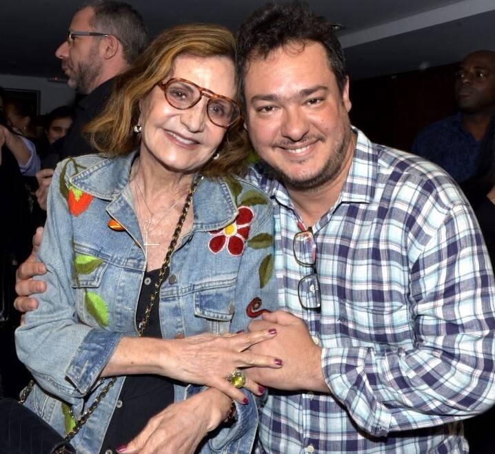 40 Rosamaria Murtinho e Eduardo Bakr