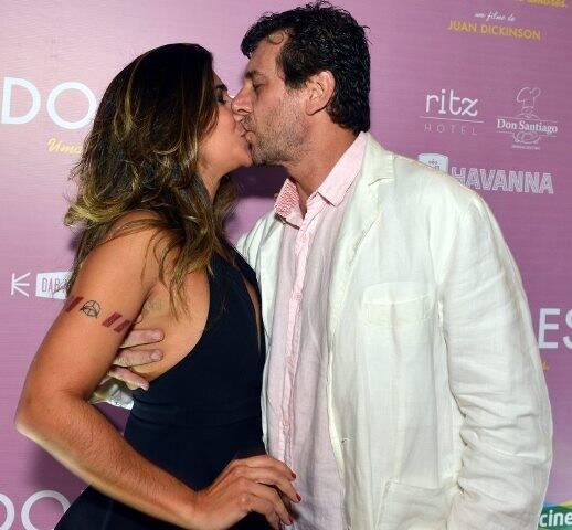 Juliana Sarda e Roberto Berindelli