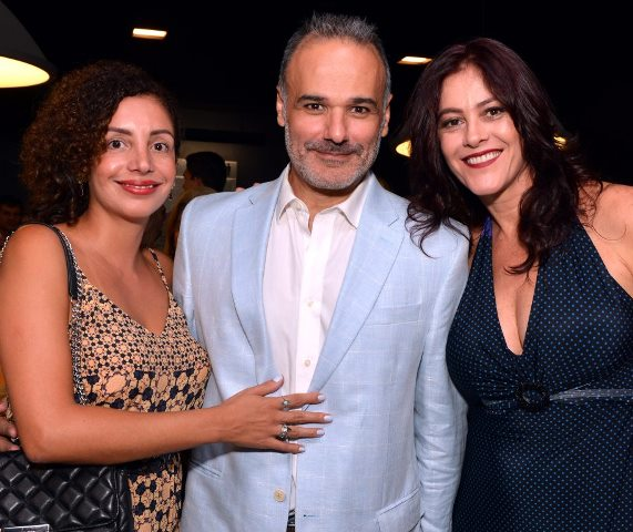 Priscila Miranda, Fernando Muzio e Angelisa Stein