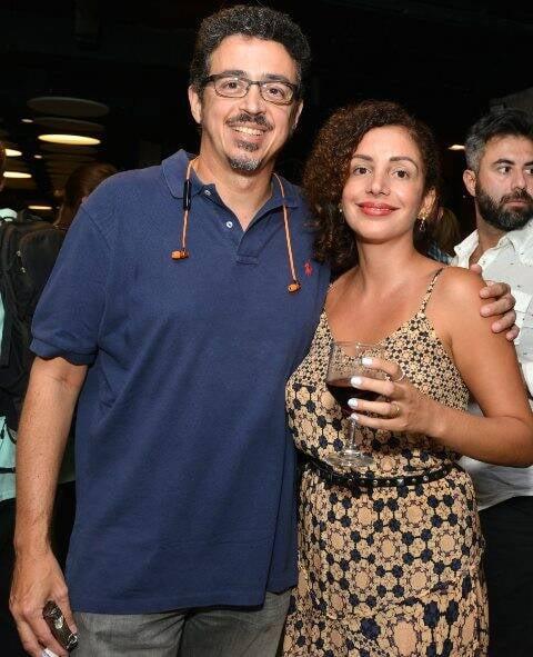 Sérgio Sá Leitão e Priscila Miranda