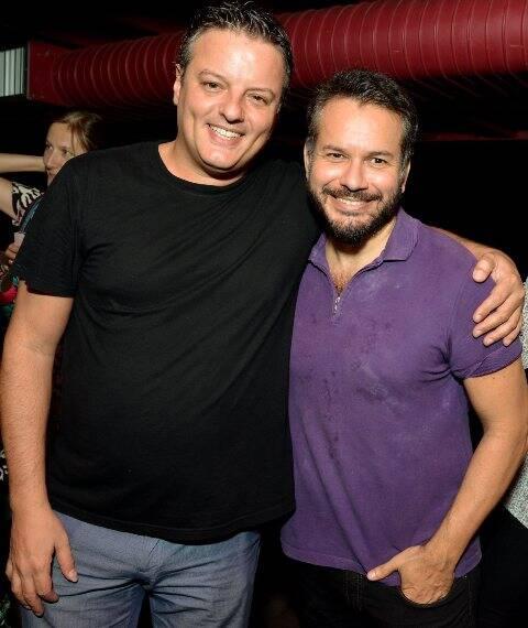 Marco Gerard e Mauricio Baduh
