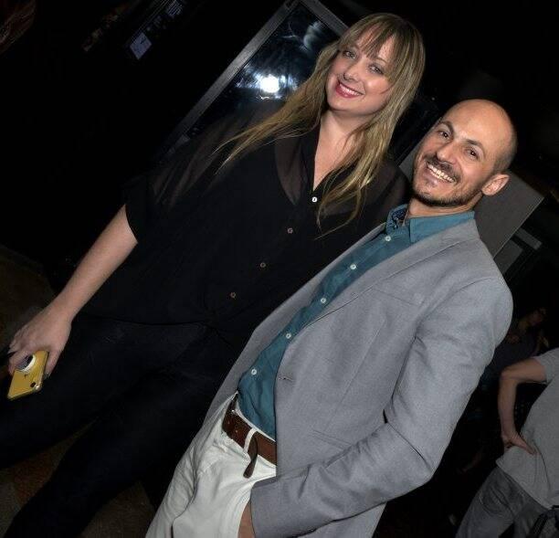 Miba Furtado e Tom Santos  - Fotos: Cristina Granato                                                NORMAL - Julho 2019 - CG