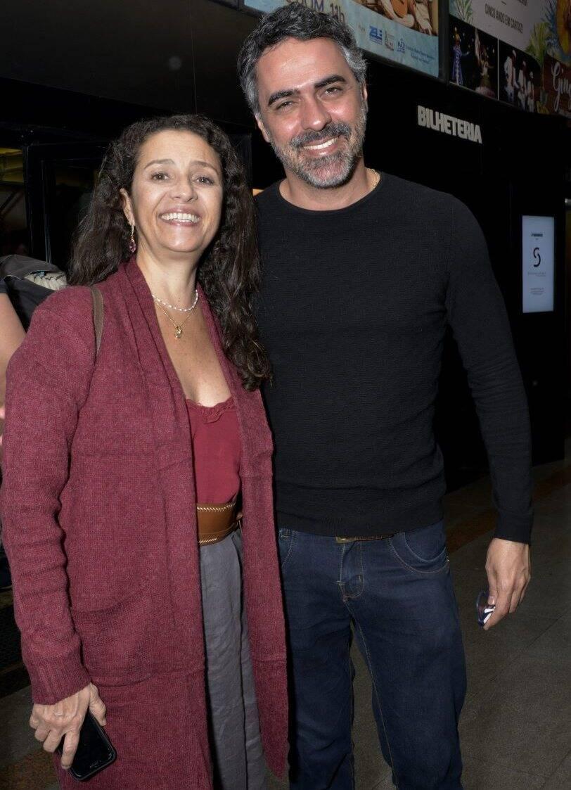 Cyria Coentro e  Marcus Dioli   - Fotos: Cristina Granato